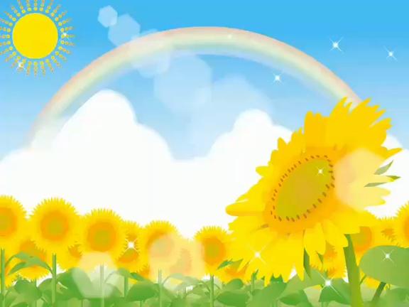 動画 暑中 line 見舞い 動画で伝えよう!暑中お見舞い動画カード5 #1564787845 ゲスト GIFMAGAZINE