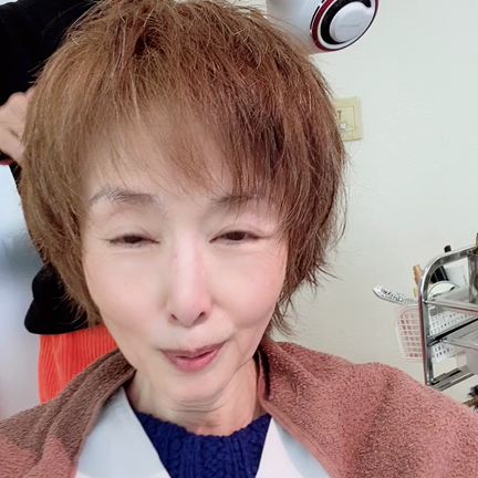 髪型 小柳 ルミ子