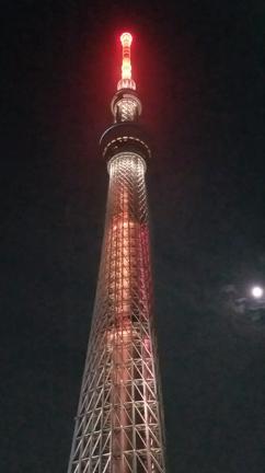 スカイ 東京 ツリー アラート 【東京アラート】レインボーブリッジ(赤)の画像や動画は?都庁やスカイツリーも