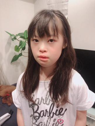 桜 ダウン症 菜