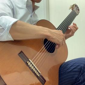 五木ひろしさんの曲をクラシックギターで(^_^)の画像