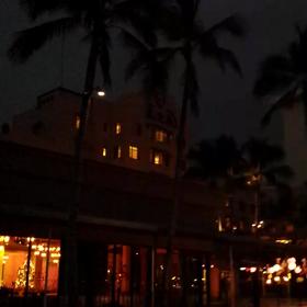 Hawaii 動画   ☆   ワイキキビーチの画像