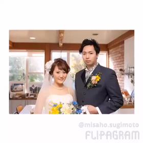 愛娘 望咲穂と婿殿 川添拓己君氏の婚礼前撮りしました。の画像