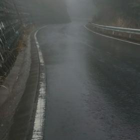 ヤビツ峠試走の画像