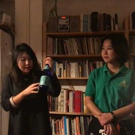 スペインにて日本酒会の画像