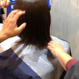 目から鱗なオイルケア髪質改善の画像