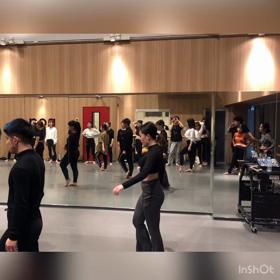 趣味のダンス動画の画像