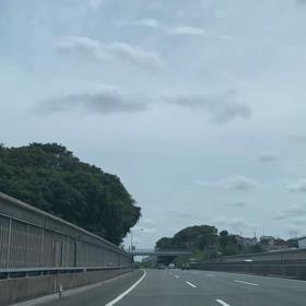 鎌倉までのドライブのいつもの光景の動画。の画像