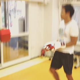 キックボクシングの画像