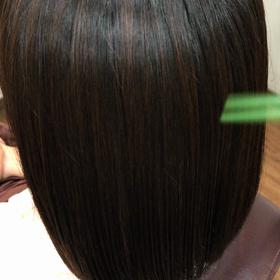 ツヤ髪大学行ってきました。新しい縮毛矯正の話。の画像