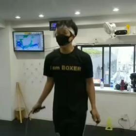 10kgの減量に成功した元プロボクサーの画像