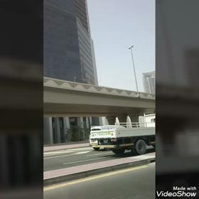 Dubai☆Dubai Mall☆タクシー料金☆ピエンヌミニミニ手のひらの景色シリーズ♪動画有りの画像
