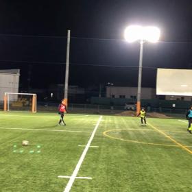 サッカーは楽しむスポーツの画像