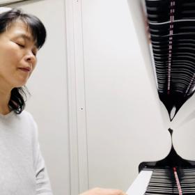 木曜日のビギナーピアノ〜エリーゼのために①の画像