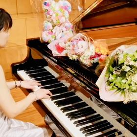 土曜日はリラクゼーションピアノの画像