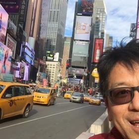 ニューヨーク旅日記その6はビデオレターの画像