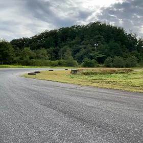 2020年9月16日(水曜日)今朝のおわらサーキットの画像