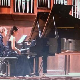 モスクワ音楽院から、連絡。の画像