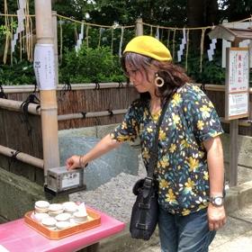 【2日目】鎌倉あじさい巡り③〜トレッキングコース〜の画像