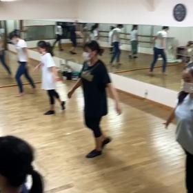 木曜19:30ジャズ初級あゆみ先生クラスの画像