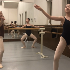 本日のSoki Ballet Internationalの画像