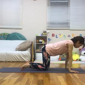筋トレヨガエクササイズ〜札幌ヨガBLUESTARブログの画像