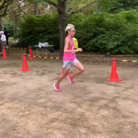 マラソン専門トレーナーの画像