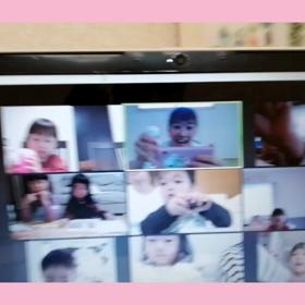 【オンラインレッスン開催報告②】クレヨン描きをみんなで楽しみました♡♡の画像
