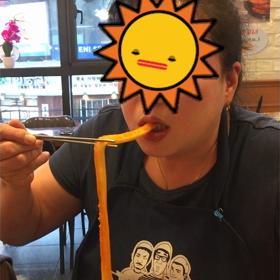 ヤングたち向けのトッポッキ@チョンニョンタバンの画像