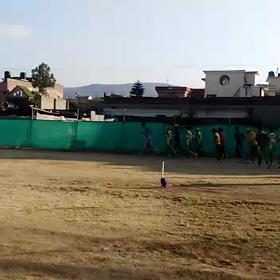 【パキスタン クリケット 練習動画】の画像