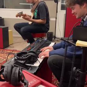 Studio Recordingの画像
