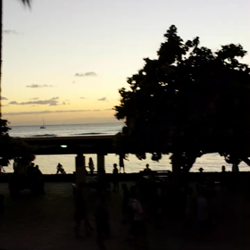 Hawaii 動画   ♡ ワイキキの画像