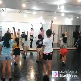 ジャズダンスクラス  嵐 ONE LOVEの画像