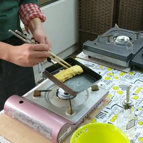 たっぷり出汁巻き たまご 巻き巻き動画❢ by料理教室CandCの画像