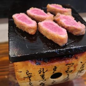 ✨牛かつ専門店「うし寅」      アロチ 和歌山の画像