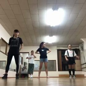7/3(金)19:30hiphop中級まちゃみクラスの画像